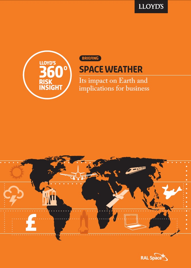 Lloyd's: Space Weather