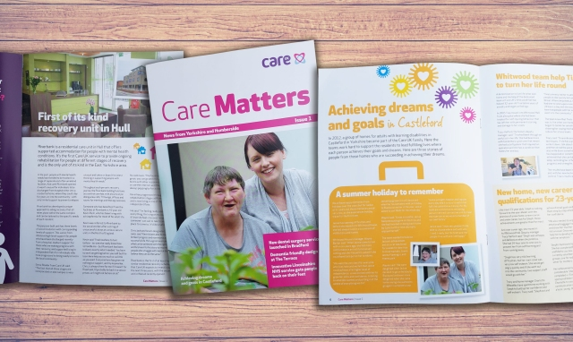 Care Matters - Care UK publication