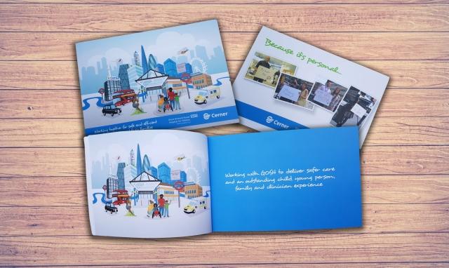 Cerner booklets