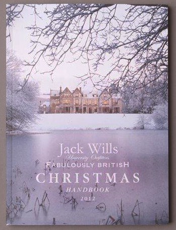 Jack Wills Christmas Catalogue